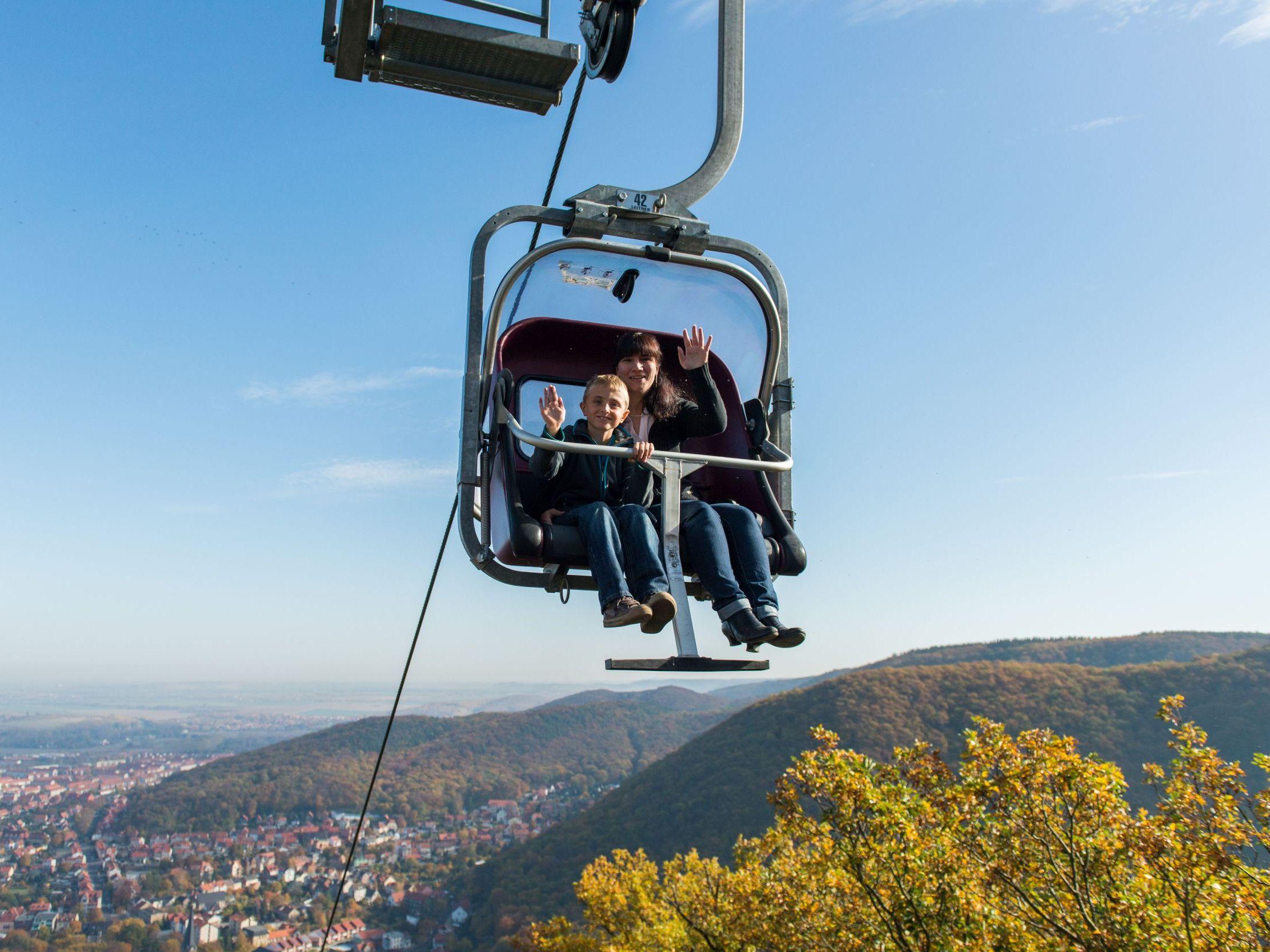 Seilbahnen Thale Erlebniswelt   Harzer Tourismusverband e.V.