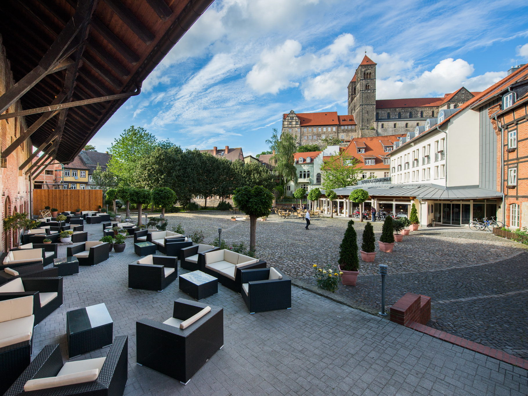 Western Hotel Wernigerode