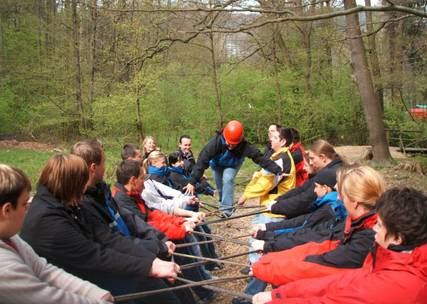 Outdoor-Rahmenprogramm - younit